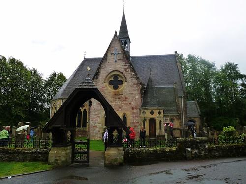 McKessog's Church, Luss