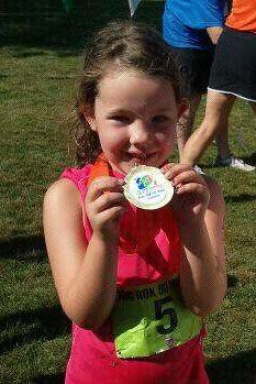 Caitlyn medal