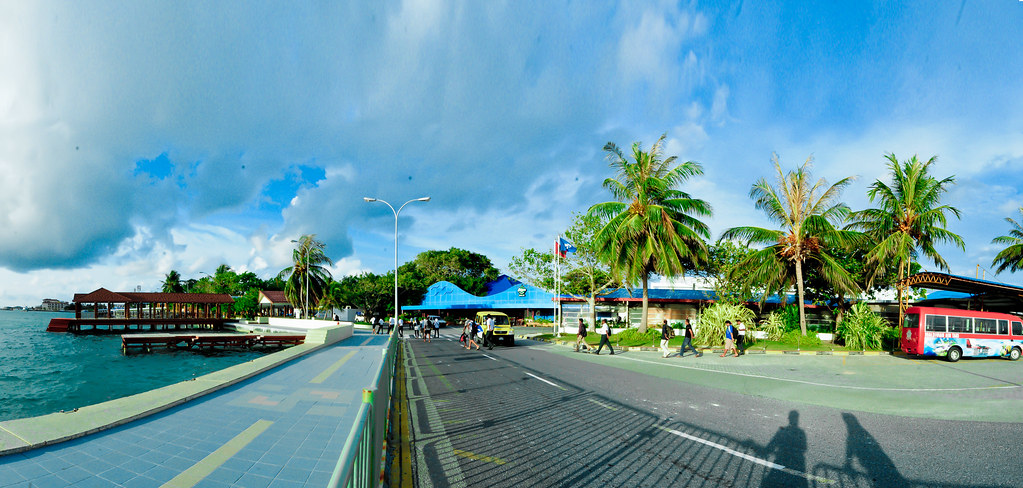 HulhuMale, Nasir International Airport""