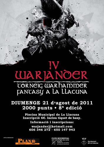 Warjander'11 DINA3