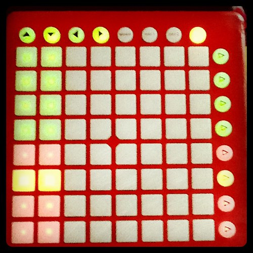 Red Launchpad!