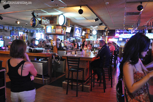 Bar at Harry's Sports Bar ~ Countryside, IL