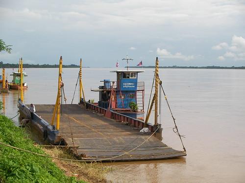 Ferria Mekong gurutzatzeko