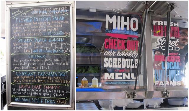 MIHO Food Truck, San Diego