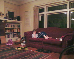 the living room in cellphonorama