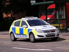 OU58 DCE Hertfordshire Police (mr-bg) Tags: vauxhall hertfordshirepolice bluestwo ou58dce