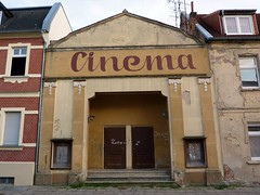 Barby Cinema (herr.g) Tags: cinema kino elbe barby