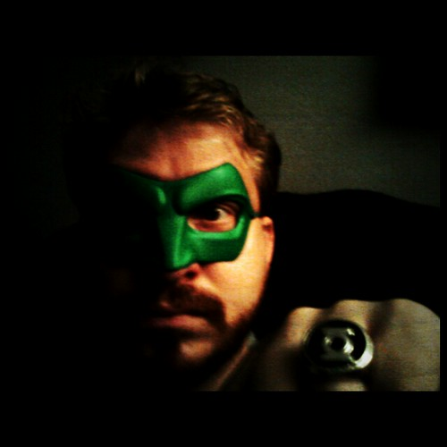 Ptw Green Lantern toys are discounted. I got the mask.