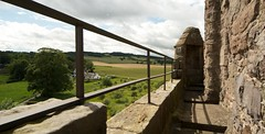 """""""Handsome Country Property featuring Balcony with Fine Views"""" (itmpa) Tags: panorama slr tower castle canon scotland view balcony perthshire perth barrier mansion transition historicscotland hs 16thcentury parapet 30d towerhouse wemyss reformation canon30d perthandkinross elcho elchocastle visitorattraction 1560s tomparnell itmpa guardianshipmonument archhist"""