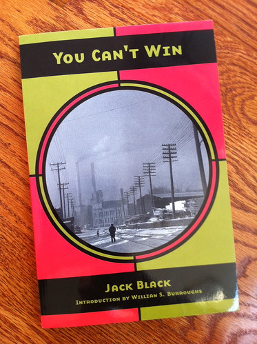 "Jack Black  ""You Can't Win"" [intro by William S Burroughs]  by billy craven"