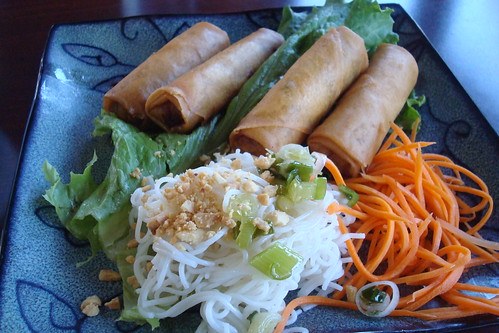 Cha Gio (Crispy Imperial Egg Rolls) at Ben Tre