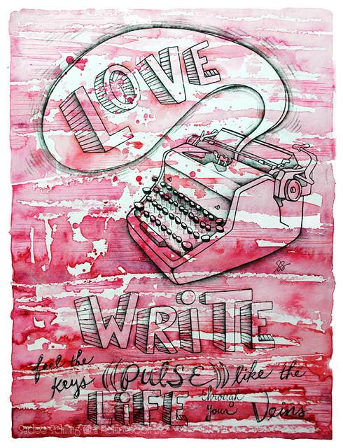 pink write sm