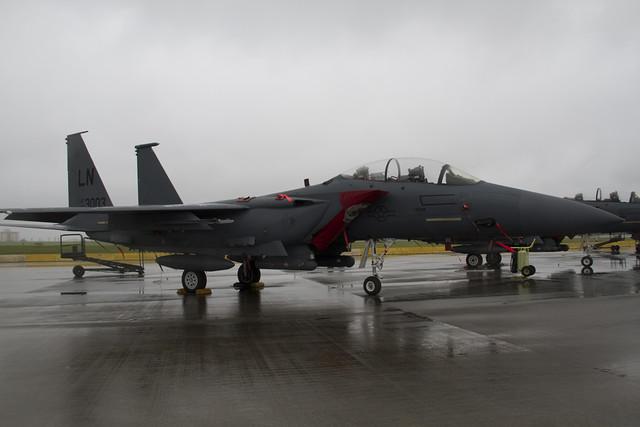 USAF F-15E LN