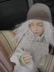 Rozenknop (muizenstaartje) Tags: doll abjd narin n407