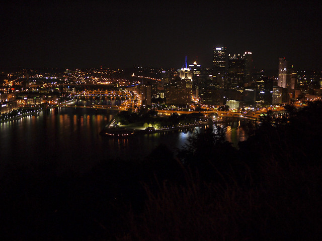 visit to pittsburgh