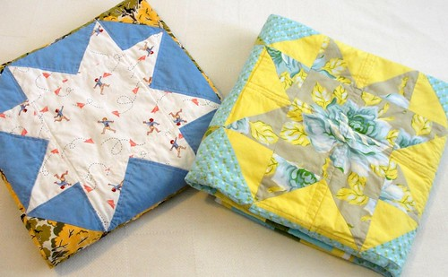 Swoon Baby Quilts