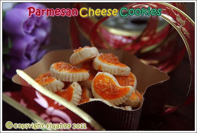Parmesan Cheese Cookies