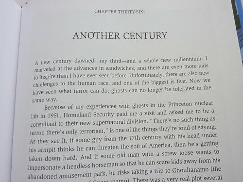 Mark Twain's Autobiography 1910-2010 by Michael Kupperman - detail
