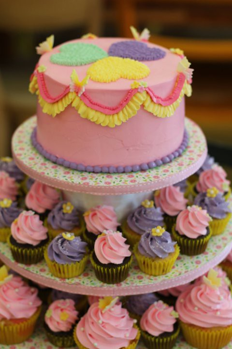 Disney Princess Cupcakes And
