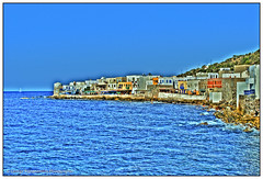Nisyros-Mandraki (george papapostolou) Tags: travel summer landscape greece hdr nisyrosisland