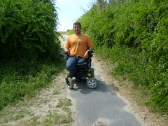 S6300280 (ampulove.net) Tags: above alex belgium wheelchair knee left amputee legless mariakerke