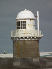 Ayr North Harbour Lighthouse (Screwdriver32,more off than on :-() Tags: lighthouse scotland fuji finepix fujifilm ayr ayrshire hs10 hs11 myfuji screwy32 screwdriver32 myfjui johnscrewdriver