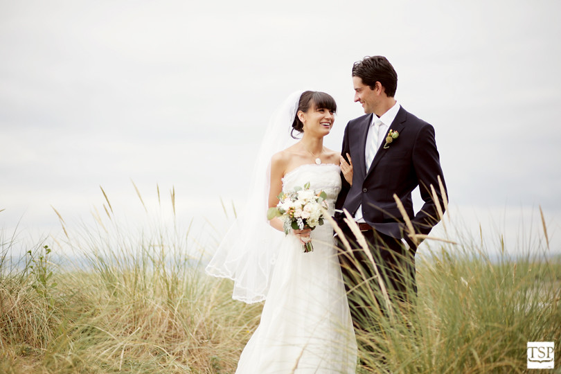 Seattle Beach Wedding