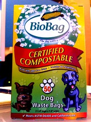biobags compostable dog bags