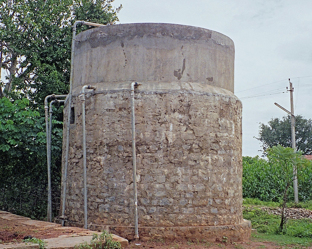 Electricity and Community Water Supply, India