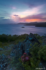 Rams Head at  Sunset (* Ian Rogers *) Tags: sunset sun st set john island us head virgin trail rams ram ramshead usvi virginisland usvirginisland ramhead