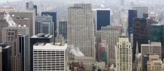 Manhattan (Julio Lpez Saguar) Tags: street city urban usa newyork building skyscraper calle unitedstates manhattan edificio ciudad panoramic urbano estadosunidos nuevayork rascacielos panormica juliolpezsaguar