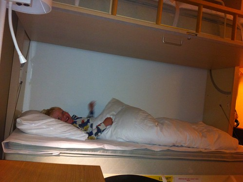 Kolla in min säng!