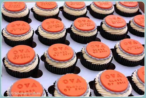 GCSE Cupcakes by Scrumptious Buns (Samantha)
