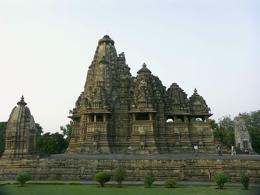 Кандарайя Махадэва. Храмы Кхаджурахо