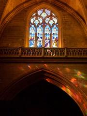 Sevilha :: Catedral (Waldir PC  Ana Claudia Crispim) Tags: sevilla spain espanha europa europe seville andalucia espana sevilha andaluzia
