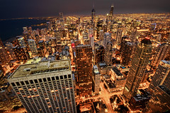 Chicago Skyline at Night (scott.polen) Tags: city chicago night delete5 delete2 delete6 delete7 save3 delete8 delete3 save7 save8 delete delete4 save save2 save9 save4 save5 save10 save6 johnhancock hdr chicagoskyline savedbythehotboxuncensoredgroup