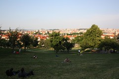 "View from Petrin Park/Petrin Hill, Prague (Prag/Praha) • <a style=""font-size:0.8em;"" href=""http://www.flickr.com/photos/23564737@N07/6082612593/"" target=""_blank"">View on Flickr</a>"