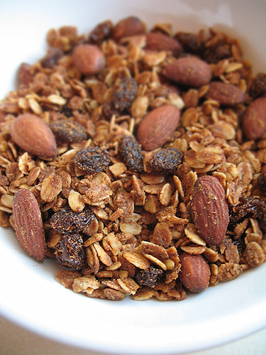 Coconut-Almond Granola_2