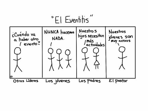 """Dibujito #6 – Chispas """"El Eventitis"""""""