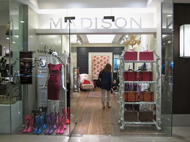 Madison at Rockwell, Power Plant mall