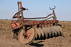Farm Plough (Alex E. Proimos) Tags: industry farm seeds equipment soil crop crops plow agriculture burying tool plough function preparation planting sow cultivation ploughing sowing nutrients