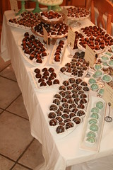 """Table set up for cake balls • <a style=""""font-size:0.8em;"""" href=""""http://www.flickr.com/photos/60584691@N02/6089666050/"""" target=""""_blank"""">View on Flickr</a>"""