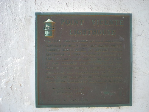 Pt. Vicente Interpretive Center