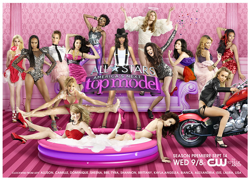 America's Next Top Model All Stars