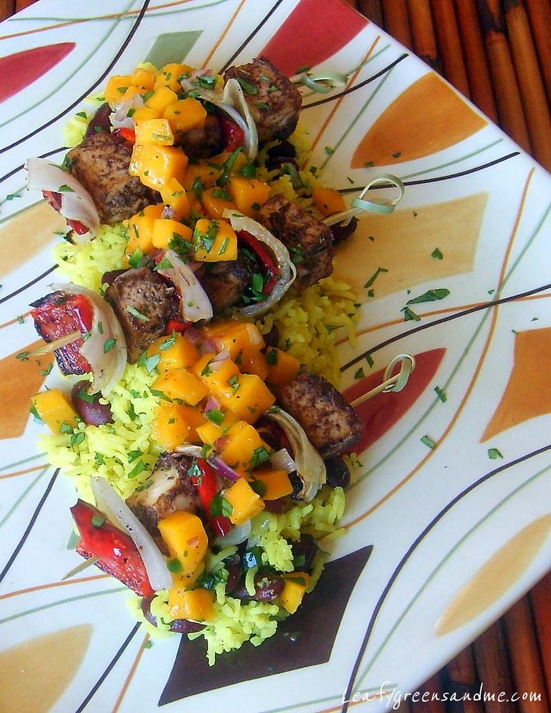 kebabs with tofu fajita kebabs with to tofu in cilantro sauce cilantro ...