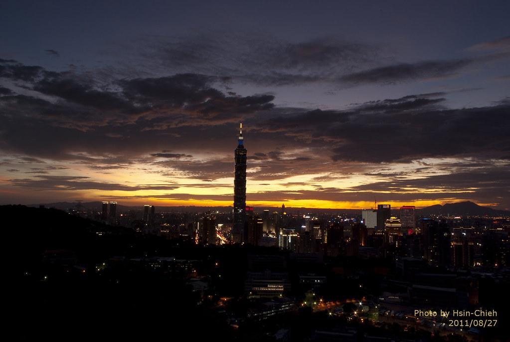 晚安‧台北