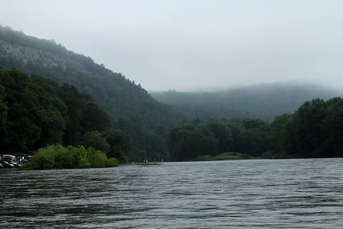 Kayak Trip Launch