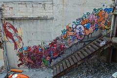Deap / Horfé (lepublicnme) Tags: streetart paris france graffiti august pal 2011 horfé deap horfée horphé horphée palcrew