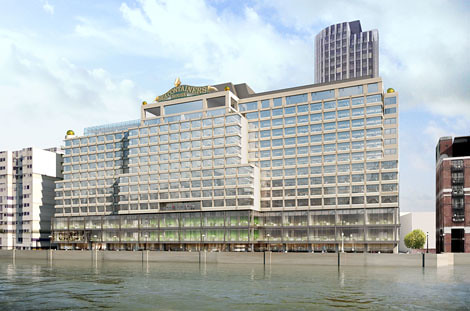 Sea Containers House, Mondrian Hotel London