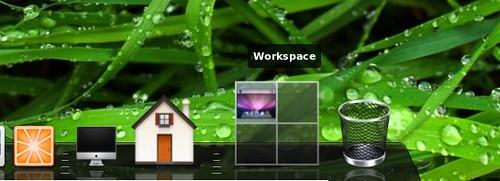 """Une icone de gestionnaire d'espace de travail assez """"connue"""""""